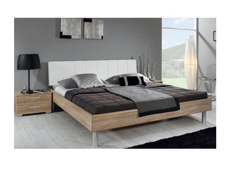 Rauch Select Bettgestell Bett mit Polsterkopfteil günstig online kaufen