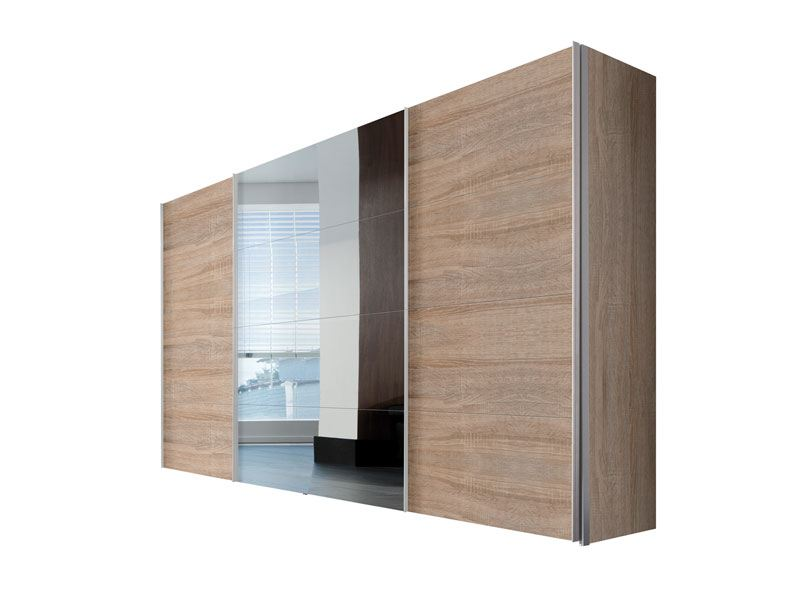 nolte express m bel four you schwebet renschrank korpus in dekor. Black Bedroom Furniture Sets. Home Design Ideas