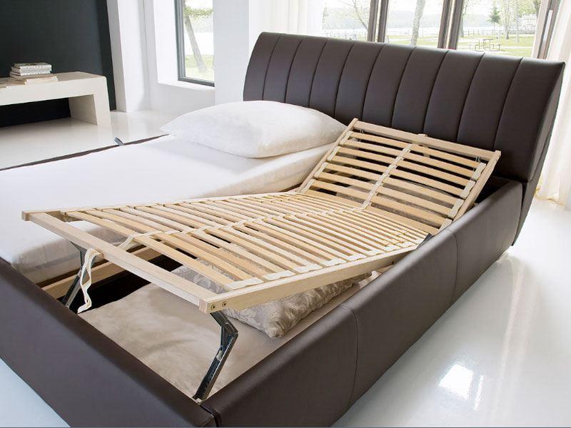 Meise Möbel Bern Polsterbett Mit Einem Kunstlederbezug Und Bettkasten