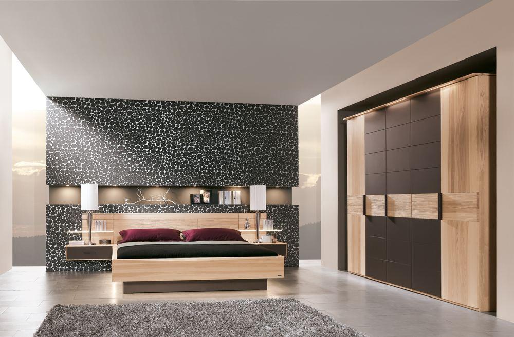 Schlafzimmer Mira von Thielemeyer in Strukturesche