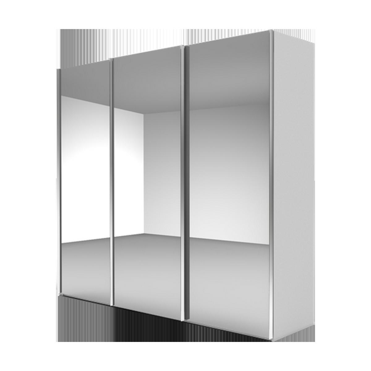 Nolte Mobel Marcato 2 1 Schwebeturenschrank Ausfuhrung 1 Front Spiegel