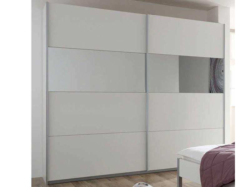 Kleiderschrank Quadra Von Rauch Schwebeturenschrank 2x Spiegelfelder