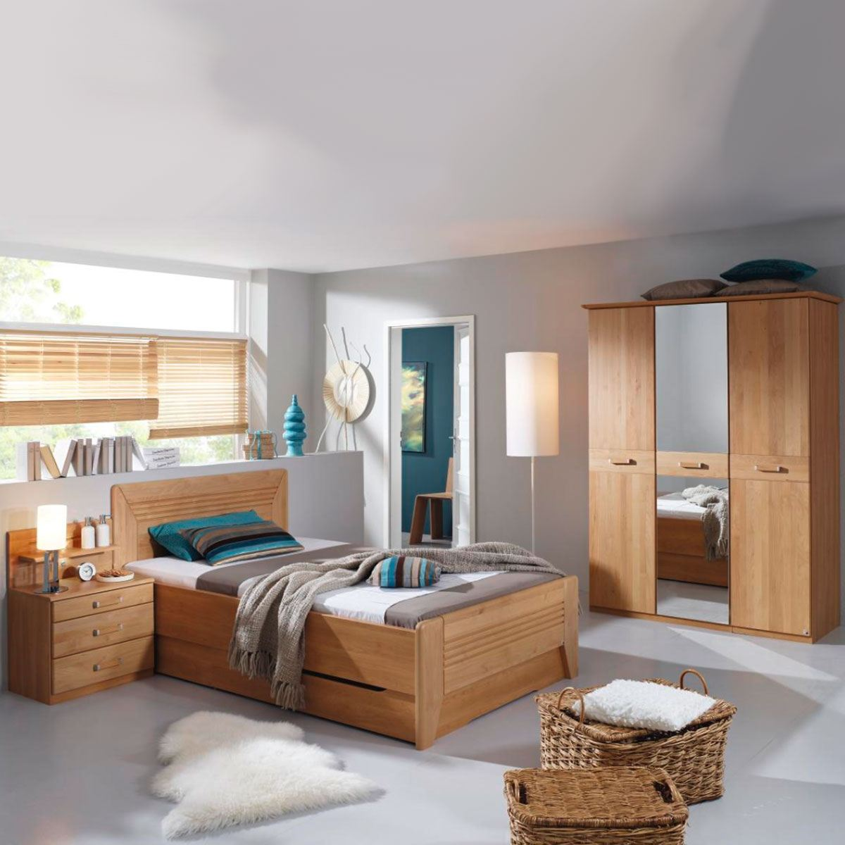 Rauch steffen valerie schlafzimmer ausf hrung erle natur - Rauch steffen schlafzimmer ...