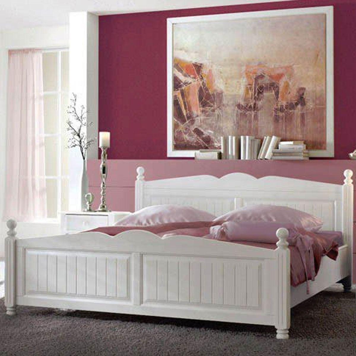 Schlafkontor Cinderella Schlafzimmer 2-teilig in Kiefer teilmassiv