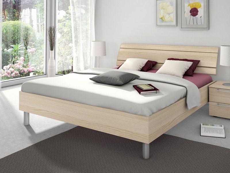 Nolte Sonyo Bett Doppelbett Holz Ruckenlehne Gunstig Kaufen