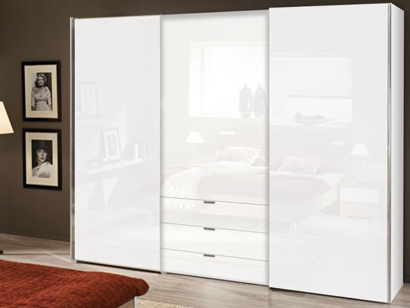 staud media schwebet renschrank vollverglast alpinwei glas. Black Bedroom Furniture Sets. Home Design Ideas