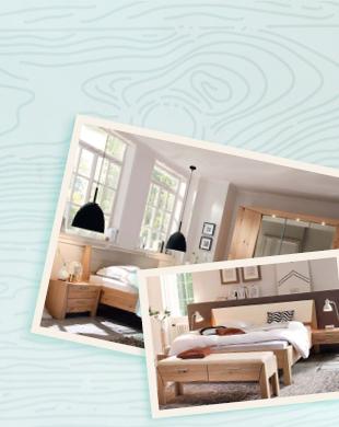 Natürliches Wohnen Mit Möbeln Aus Naturholz