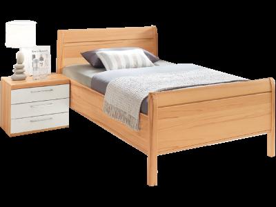 Nolte Belvento Ausschwenkbares Bett Doppelbett Schwebe Optik Gunstig