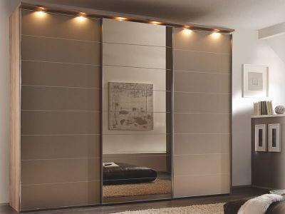 staud sonate modena kleiderschrank schwebet renschrank spiegelfront g nstig kaufen bei. Black Bedroom Furniture Sets. Home Design Ideas