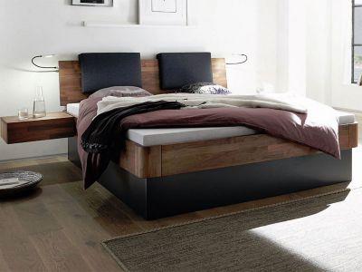Dunkle Farben Wirken Verführerisch, Denn Sie Schenken Dem Schlafzimmer Ein  Mystisches Ambiente, Das Zum Träumen, Entspannen Und Intimen Zweisamkeit  Einlädt.