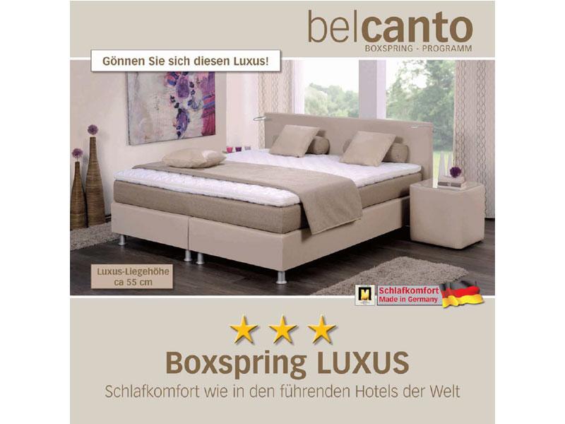 modernes boxspringbett luxus belcanto von oschmann g nstig online kaufen. Black Bedroom Furniture Sets. Home Design Ideas