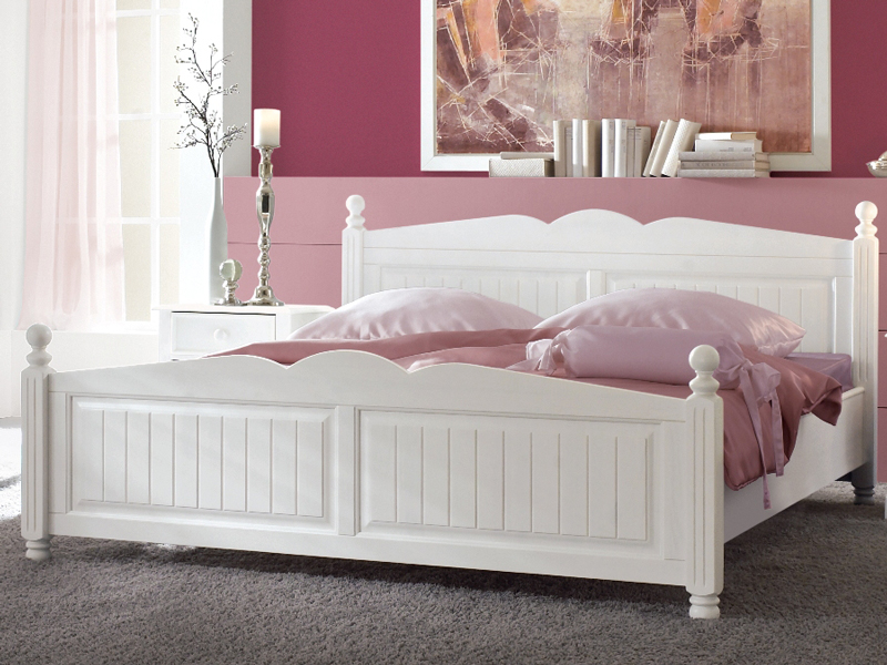bett cinderella von ims living in kiefer teilmassiv online g nstig kaufen. Black Bedroom Furniture Sets. Home Design Ideas