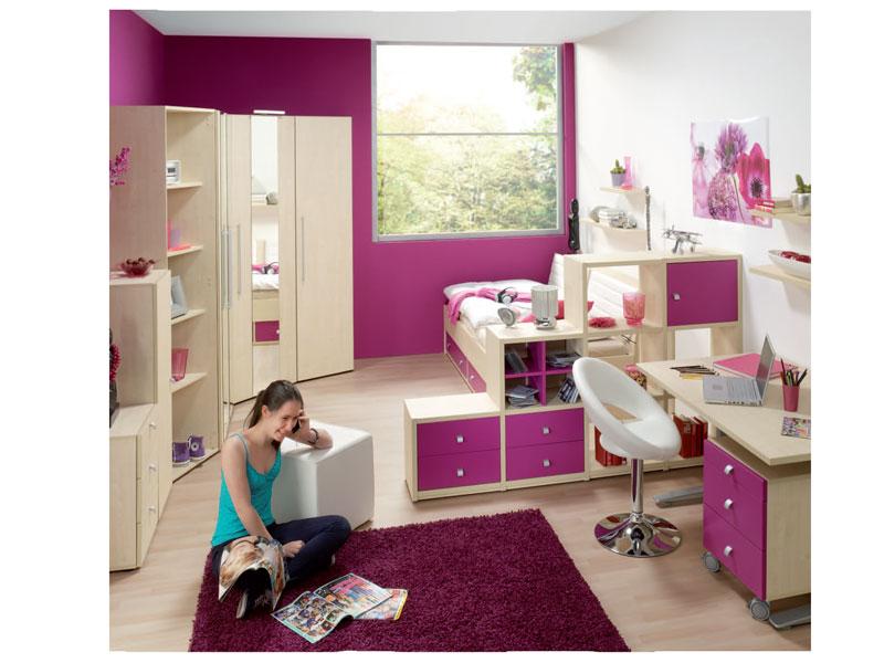 jugendzimmer loop von rudolf m bel guenstiger kaufen bei. Black Bedroom Furniture Sets. Home Design Ideas