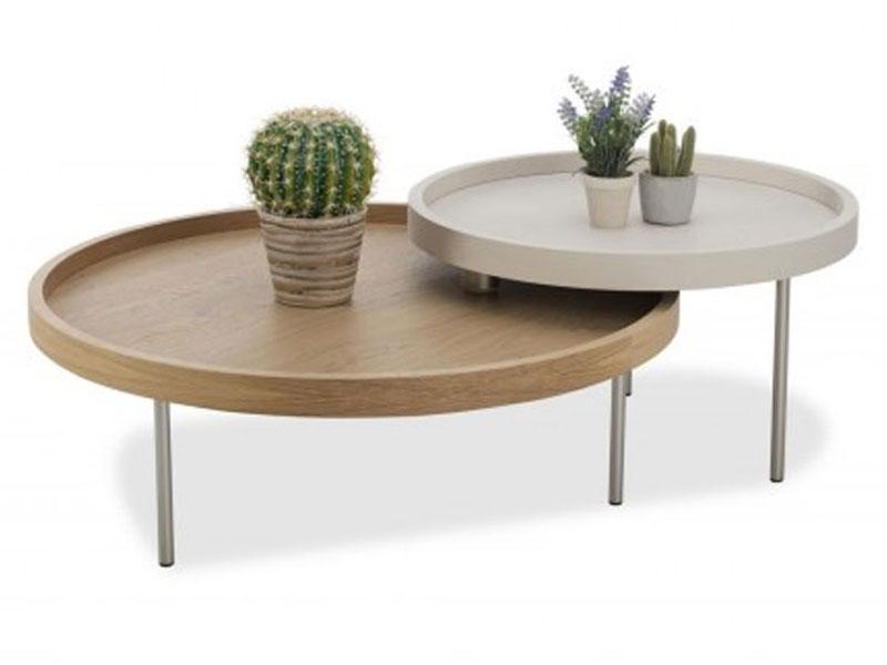Tischelemente Lassen Sich Ausfahren Oder Schwenken Und Geben Dem Tisch  Optisch Und Funktional Eine Besondere Dynamik.